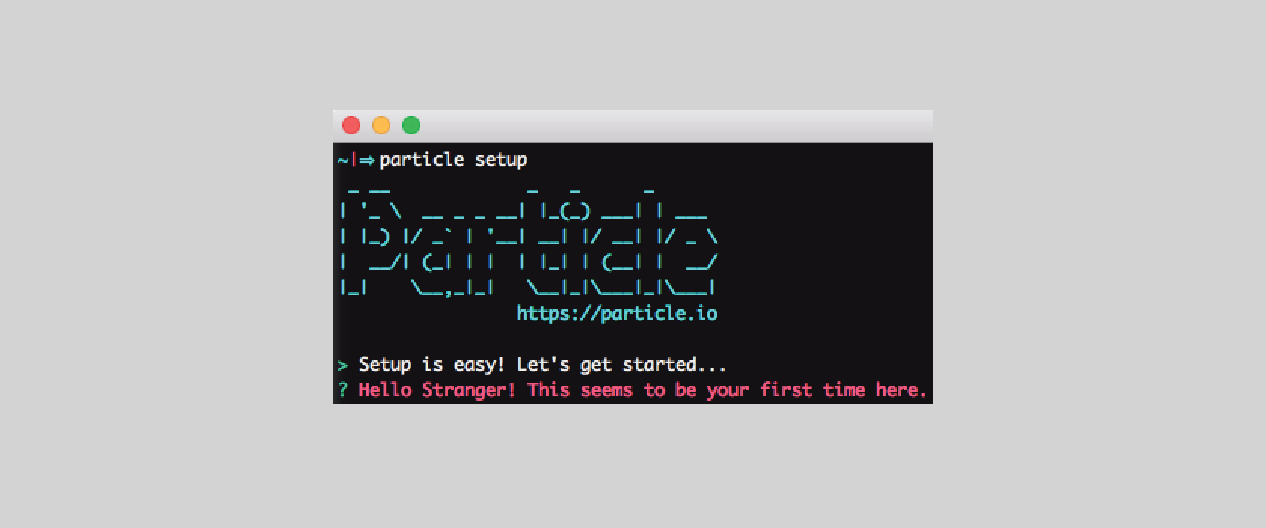 Running Particle CLI in any OS to manage libraries locally