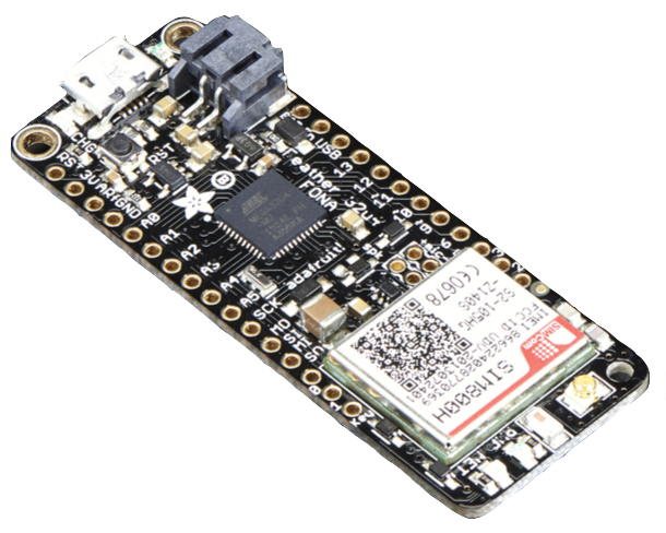 Supported IoT Hardware Platforms