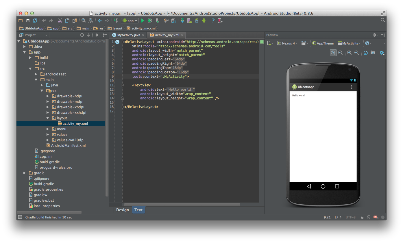 Android SDK